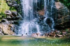 Cascate Galasia - Galasia-Wasserfall