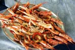 Köstlichkeiten aus dem Meer